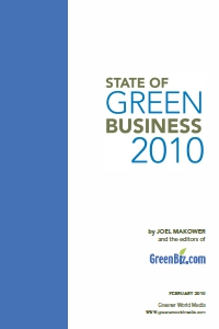State of Green Business 2010