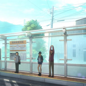 Weekly Review of Transit, Place and Culture in Anime 367