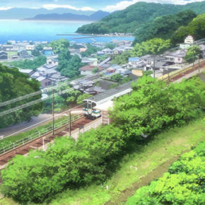 Weekly Review of Transit, Place and Culture in Anime 373