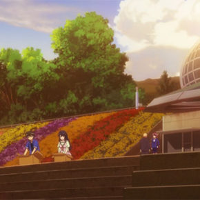 Weekly Review of Transit, Place and Culture in Anime 390