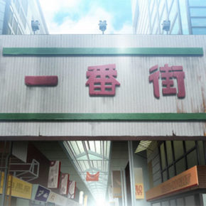 Weekly Review of Transit, Place and Culture in Anime 396