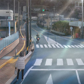 Weekly Review of Transit, Place and Culture in Anime 397