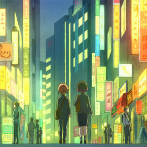 Weekly Review of Transit, Place and Culture in Anime 426