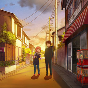 Weekly Review of Transit, Place and Culture in Anime 427