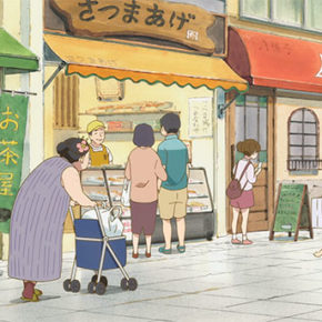 Weekly Review of Transit, Place and Culture in Anime 429