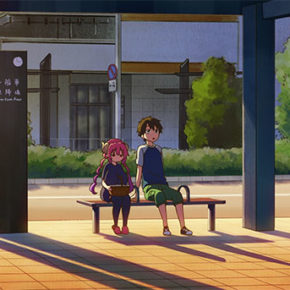 Weekly Review of Transit, Place and Culture in Anime 430