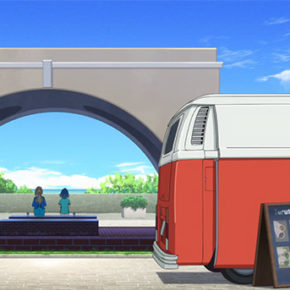 Weekly Review of Transit, Place and Culture in Anime 437
